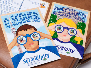 Community Montessori School Serendipity Cardserendipity_Cards
