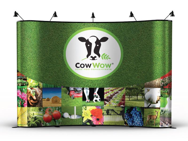 CowWow TradeShow Banner