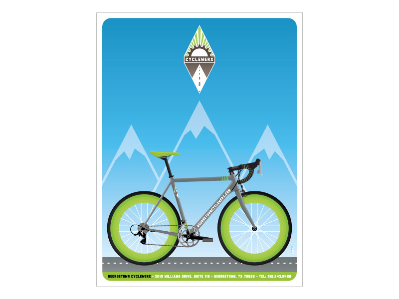 Cyclewerx Poster