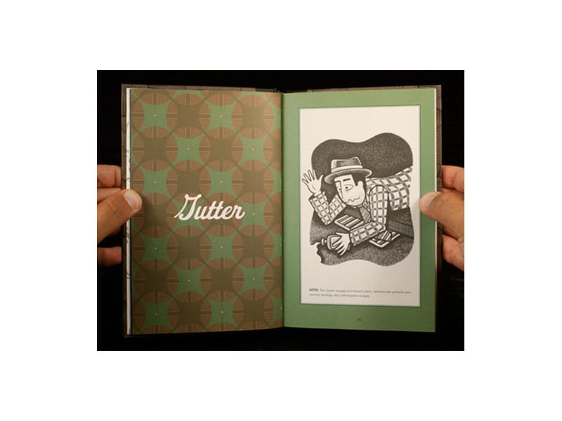 Jose Nieto Book Gutter