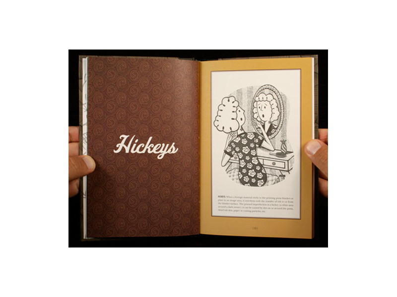 Jose Nieto Book Hickey