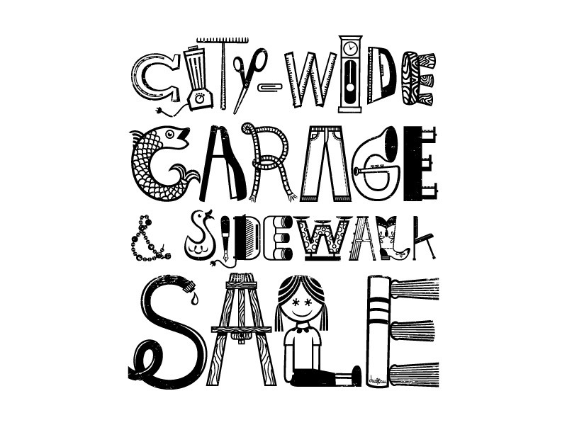 Graphismo_Typography_GarageSale