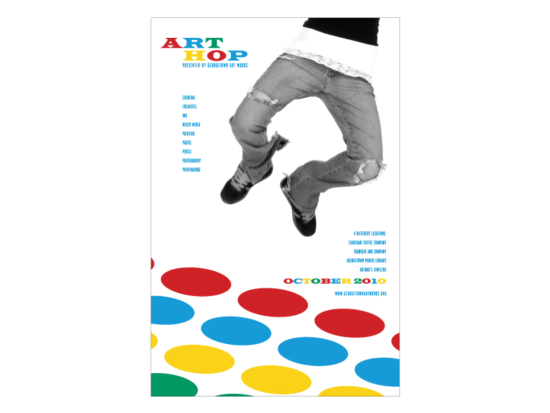 Graphismo_ArtHop2010_Poster