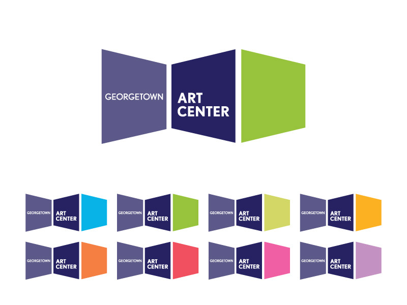 Georgetown Art Center Logo