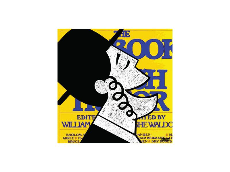 Community Magazine - JewishBookofHumor Illustration