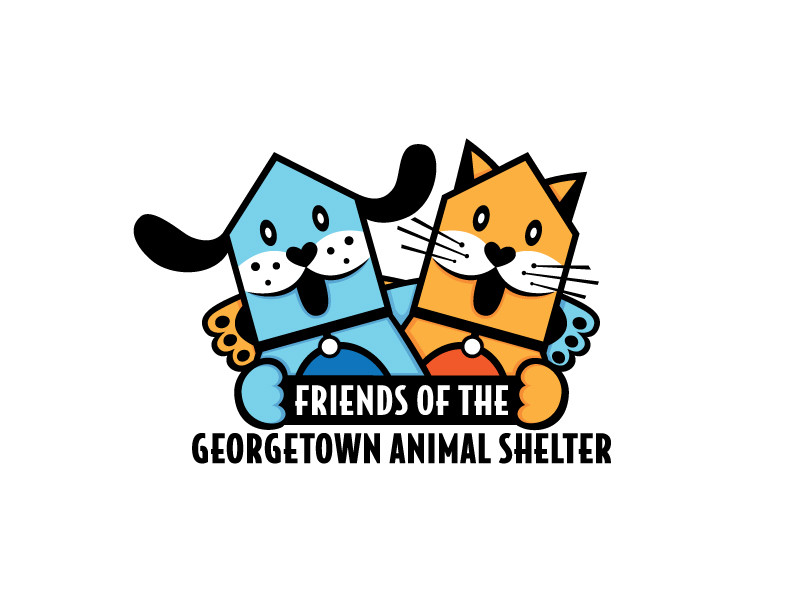 Georgetown Animal Shelter Friends of the Animal Shelter Logo