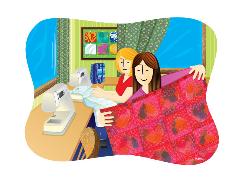 Sew Much More - Women on Studio