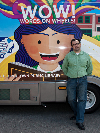 WOW Bookmobile